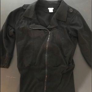 Maurices Unique Black Jacket